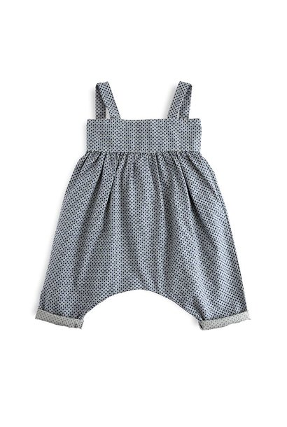 Jumpsuit Ines Grey