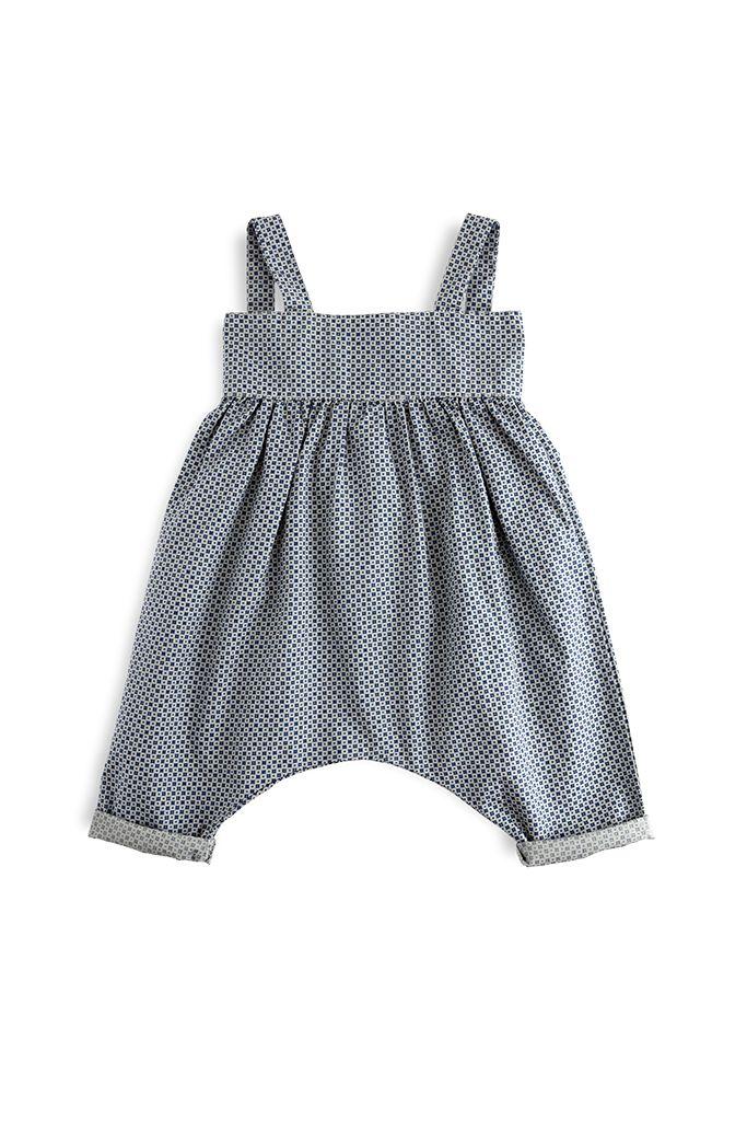 Jumpsuit Ines Grey-1