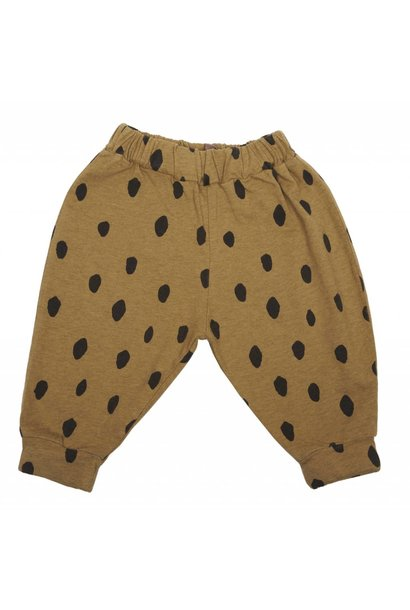 Trousers Kaki Taches