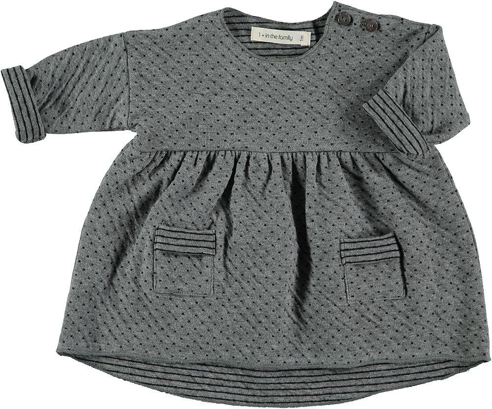 Dress Arlet Black Dots-1