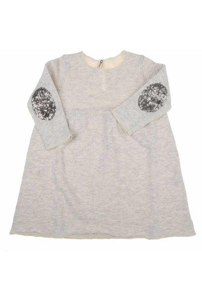 Dress Perla Toppa Argento