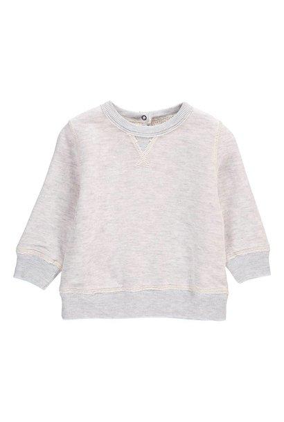 Sweatshirt Perla Grey