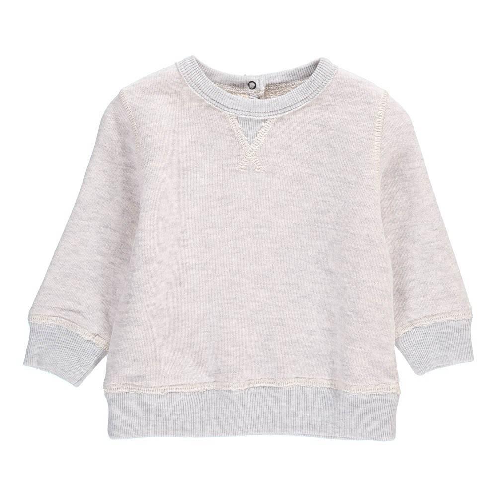 Sweatshirt Perla Grijs-1