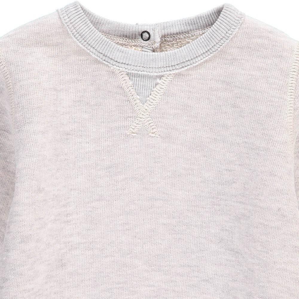 Sweatshirt Perla Grijs-2