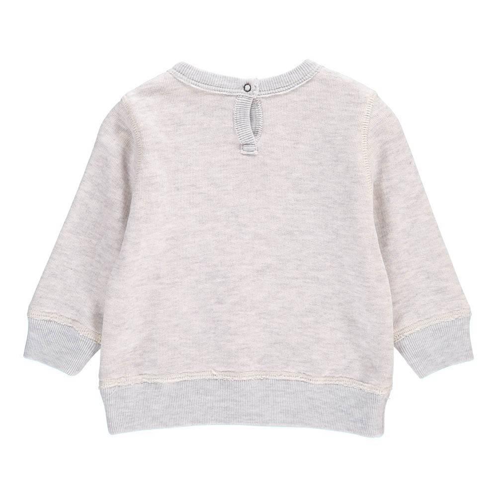 Sweatshirt Perla Grijs-3