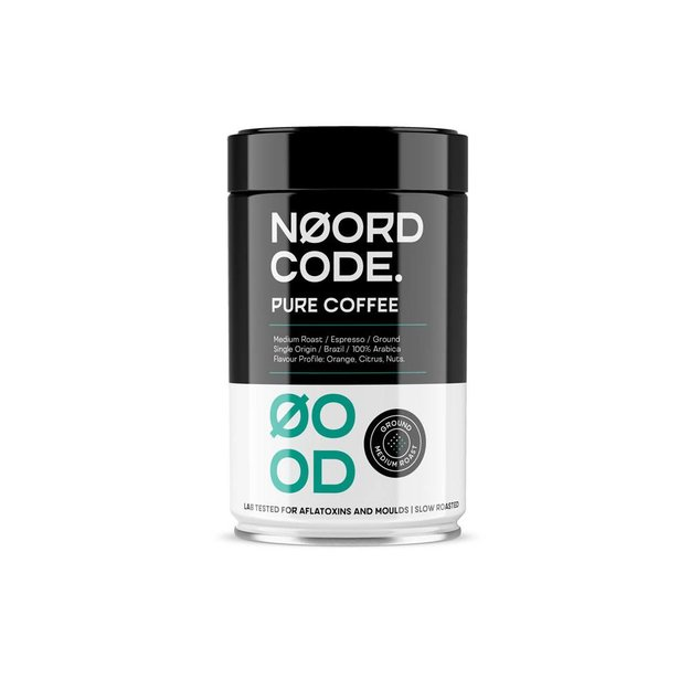 NoordCode Pure Coffee Medium Roast Ground