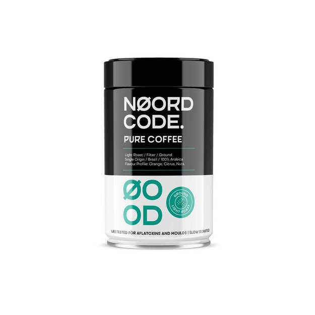 NoordCode Pure Coffee Light Roast Ground