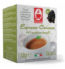 Caffè Bonini DOLCE GUSTO - CARIOCA - 16 capsules