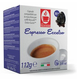 Caffè Bonini DOLCE GUSTO - ECCELSO - 16 capsules