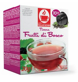 Caffè Bonini DOLCE GUSTO - FRUITS DES BOIS - 10 capsules