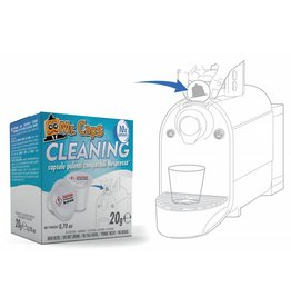 NESPRESSO MR CAPS CLEANING