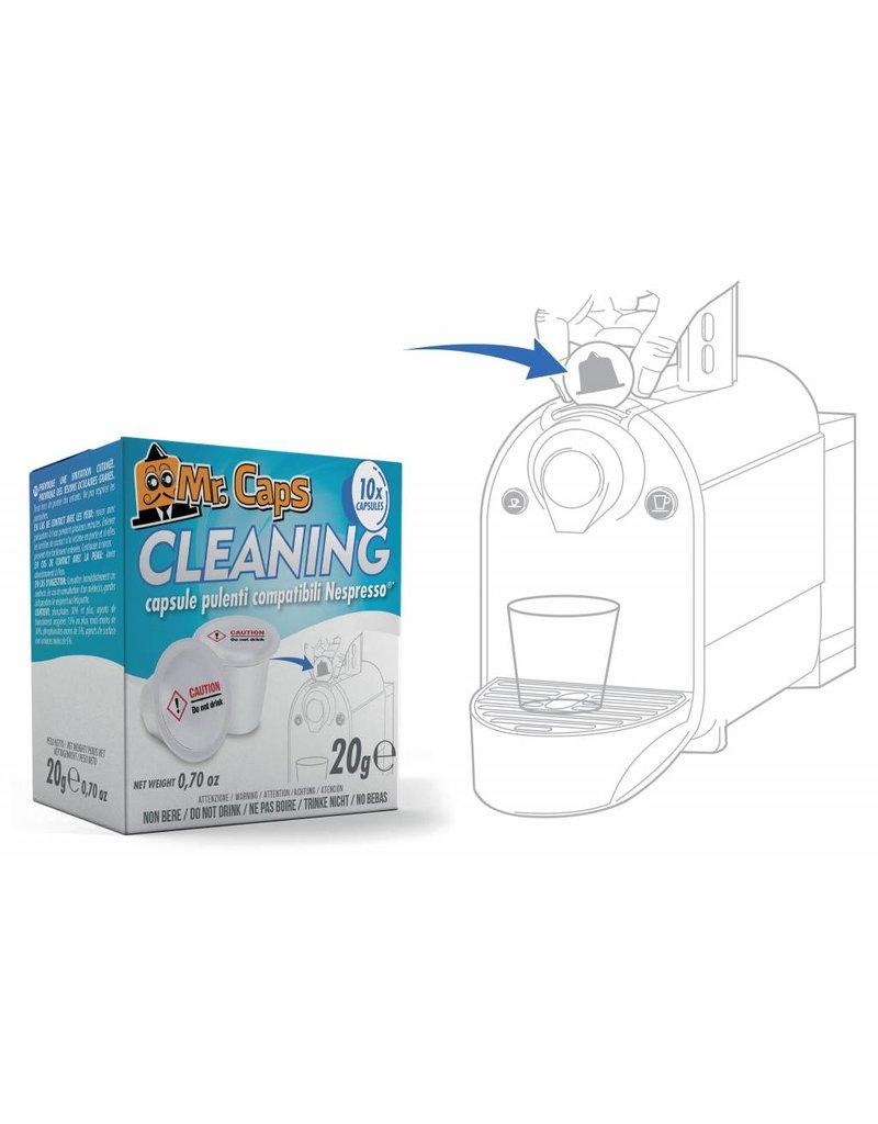 Mr Caps - CLEANING Nespresso