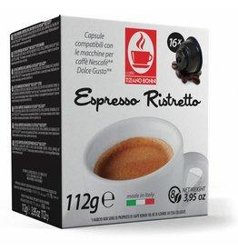 Caffè Bonini DOLCE GUSTO - RISTRETTO - 16 capsules