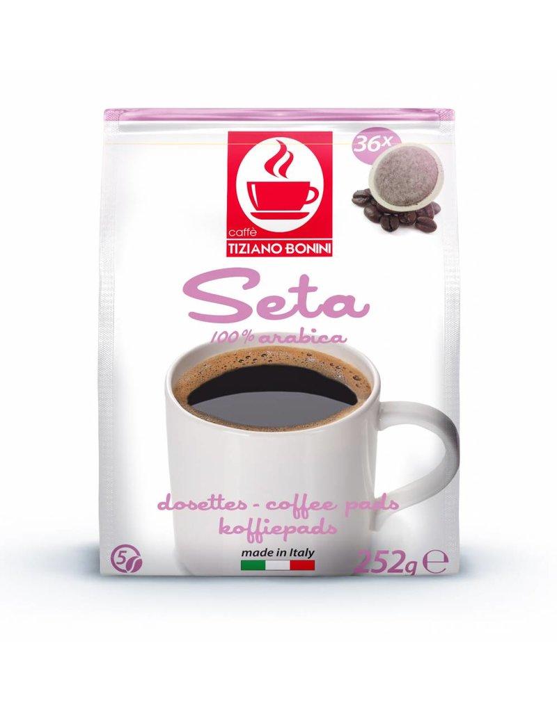 Caffè Bonini SENSEO - SETA - 36 dosettes