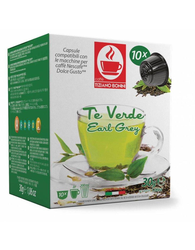 Caffè Bonini DOLCE GUSTO - THÉ VERT - 10 capsules