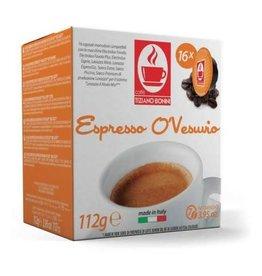 Caffè Bonini LAVAZZA AMM - O'VESUVIO - 16 capsules
