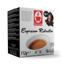 Caffè Bonini LAVAZZA AMM - RISTRETTO - 16 capsules