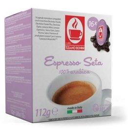Caffè Bonini LAVAZZA A MODO MIO - SETA - 16 capsules