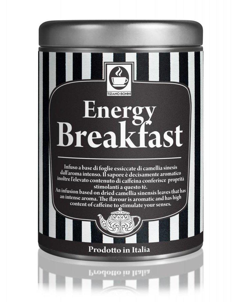 Caffè Bonini Thé Vrac - ENERGY BREAKFAST 80gr