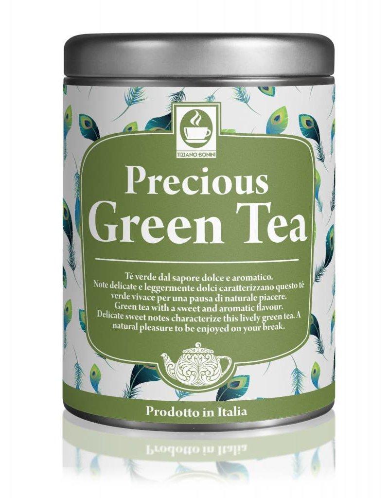 Caffè Bonini Thé Vrac - PRECIOUS GREEN TEA 80gr