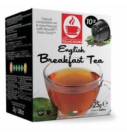 Caffè Bonini DOLCE GUSTO - ENGLISH BREAKFAST (thé noir) - 10 capsules