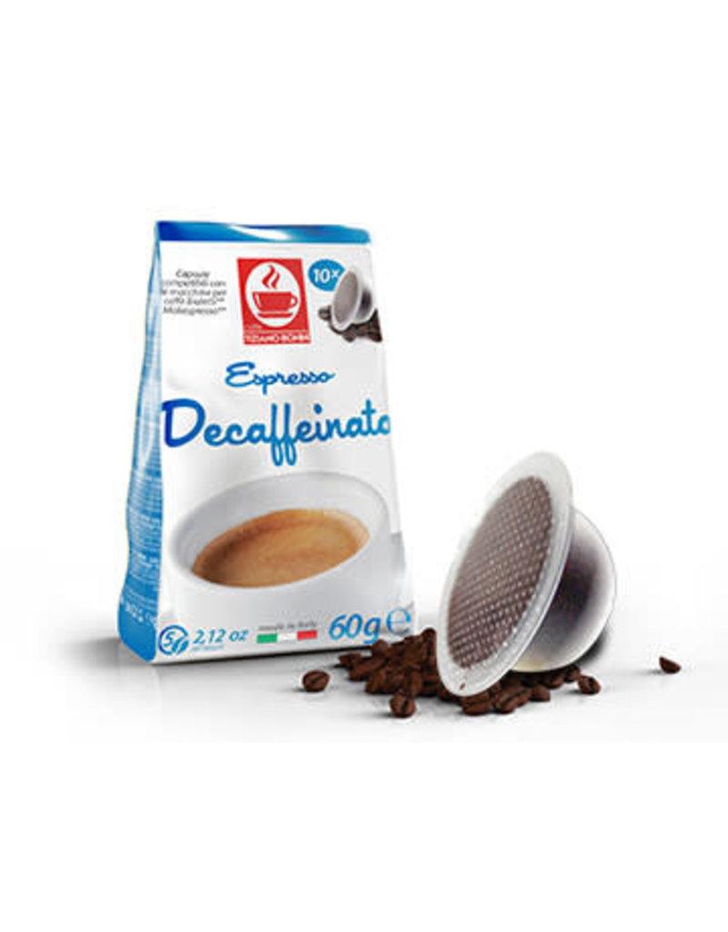 Caffè Bonini Bialetti - DÉCAFÉINÉ - 10 capsules