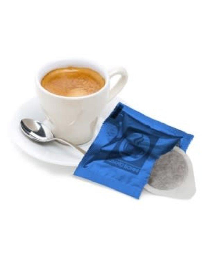 Caffè Bonini ESE44 - DÉCAFÉINÉ - 50 dosettes
