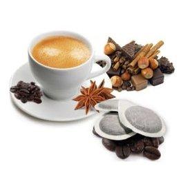 Caffè Bonini ESE44 - MIX AROMATISÉ - 50 dosettes