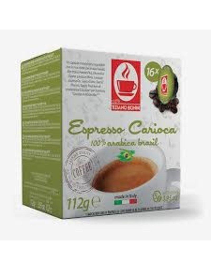 Caffè Bonini LAVAZZA AMM - CARIOCA - 16 capsules