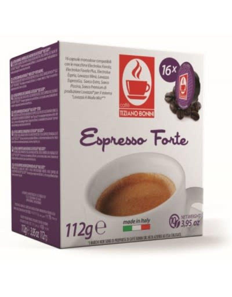 Caffè Bonini LAVAZZA AMM - FORTE - 16 capsules