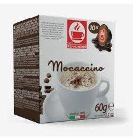 Caffè Bonini LAVAZZA AMM - MOCACCINO - 10 capsules