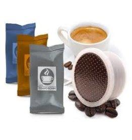 Caffè Bonini LAVAZZA EP - MIX CAFÉ - 30 capsules