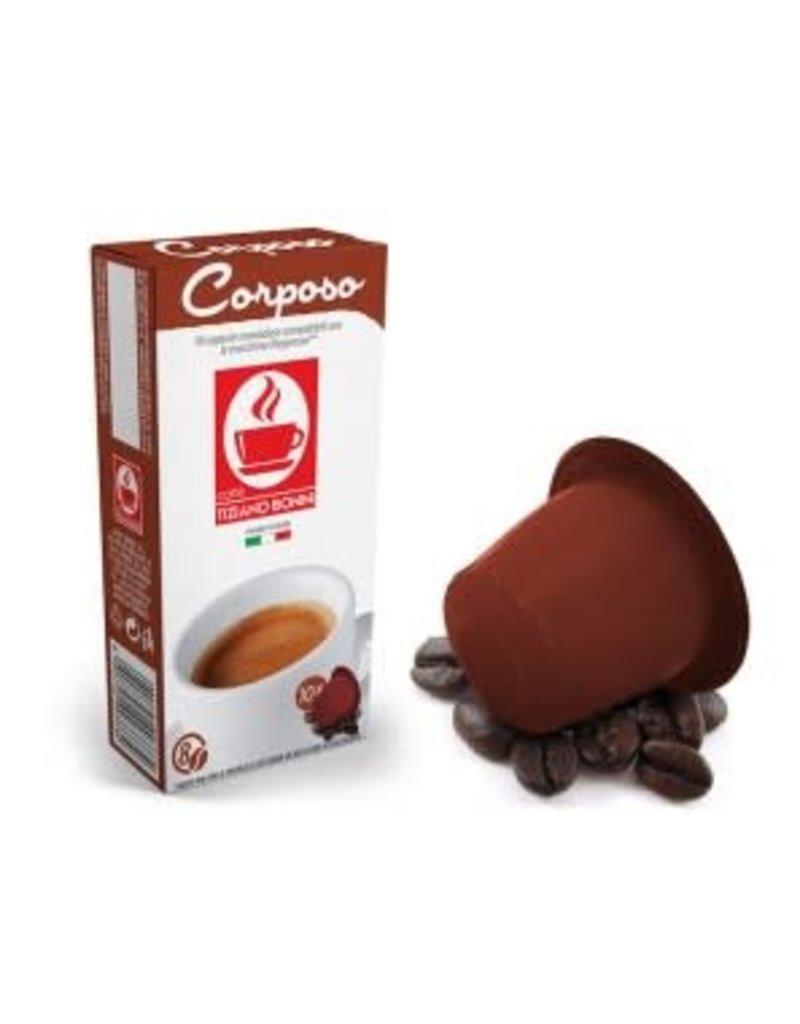 Caffè Bonini NESPRESSO -  CORPOSO - 10 capsules