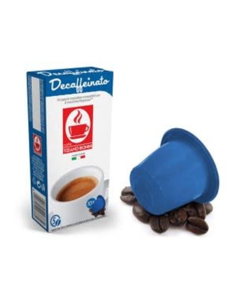 Caffè Bonini NESPRESSO - DÉCAFÉINÉ - 10 capsules
