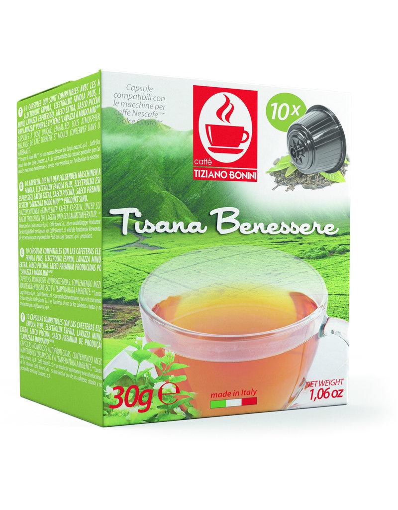 Caffè Bonini DOLCE GUSTO - BIEN-ETRE - 10 capsules