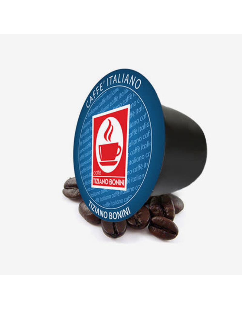 Caffè Bonini Bonini Club - DÉCAFÉINÉ - 50 capsules