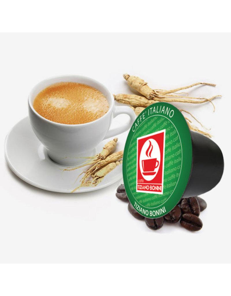 Caffè Bonini BONINI CLUB - GINSENG - 50 capsules