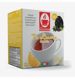 Caffè Bonini DOLCE GUSTO - THÉ CITRON SOLUBLE - 16 capsules