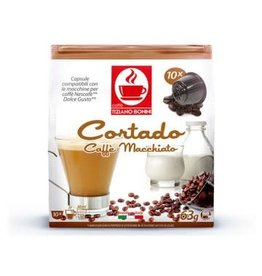 Caffè Bonini DOLCE GUSTO - CORTADO - 10 capsules