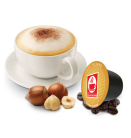 Caffè Bonini Bonini Club - CAPPUCCINO NOISETTE - 50 capsules