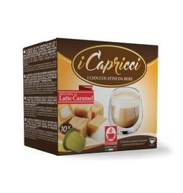 Caffè Bonini NESPRESSO - CHOCOLAT LAIT CARAMEL - 10 capsules