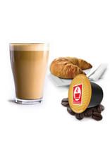 Caffè Bonini Bonini Club - CAFÉ AU LAIT - 50 capsules