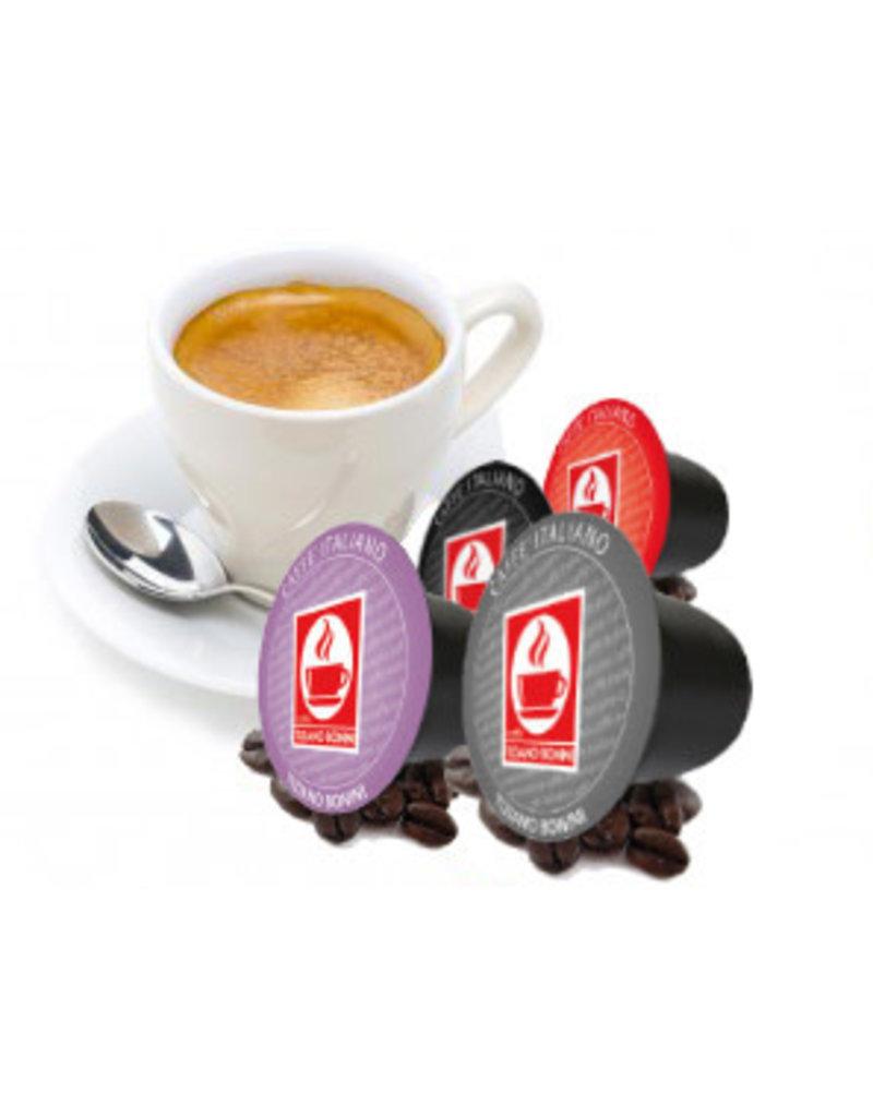 Caffè Bonini Bonini Club - KIT CAFÉ - 70 capsules