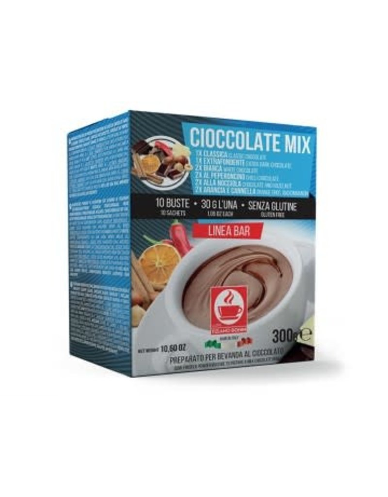 Caffè Bonini Chocolat Poudre MIX 30gr - 10 sachets