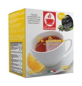 Caffè Bonini DOLCE GUSTO - THÉ CITRON SOLUBLE - 10 capsules
