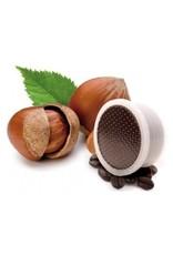 Caffè Bonini LAVAZZA EP - Café aromatisé à la NOISETTE - 10 capsules