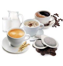 Caffè Bonini ESE44 - MIX AROMATISÉ - 10 dosettes