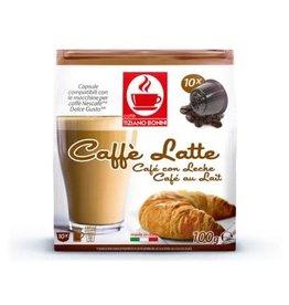 Caffè Bonini DOLCE GUSTO CAFE AU LAIT - 10 capsules