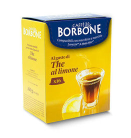 Caffè Borbone LAVAZZA A MODO MIO - THE CITRON - 16 capsules BORBONE