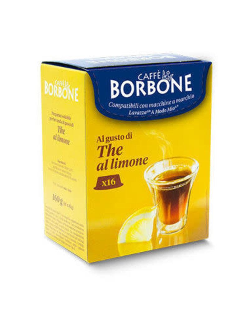 Caffè Borbone LAVAZZA A MODO MIO - DON CARLO THE CITRON - 16 capsules BORBONE